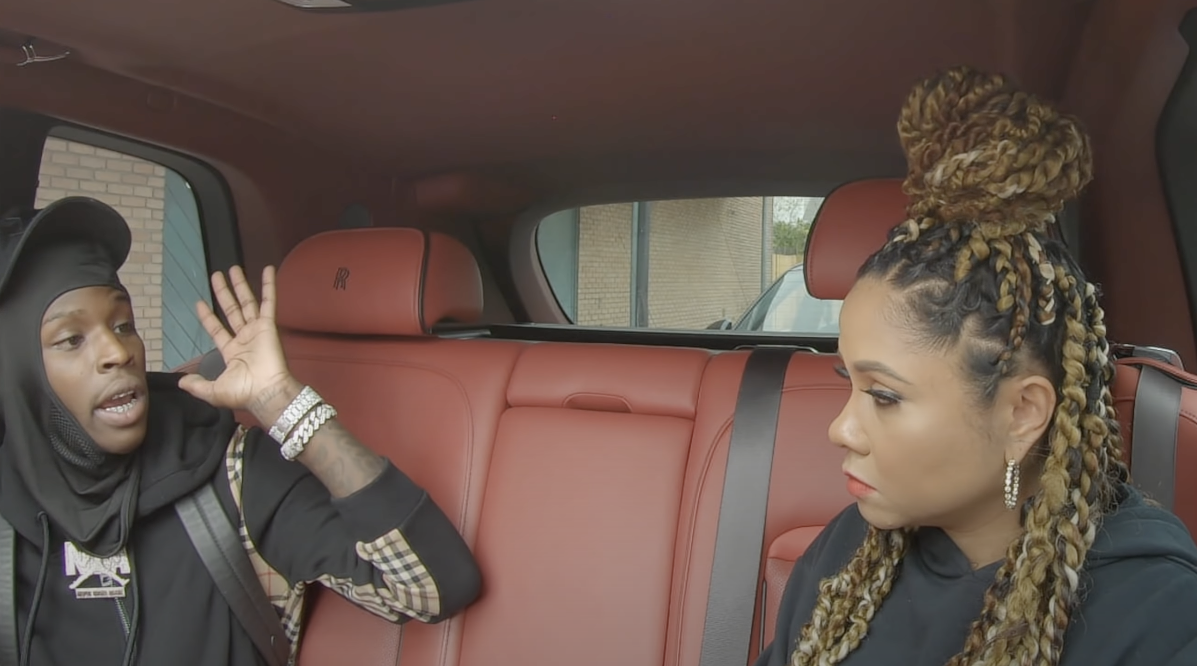 Quando Rondo – Angela Yee Interview Parts 2 & 3 (Video)