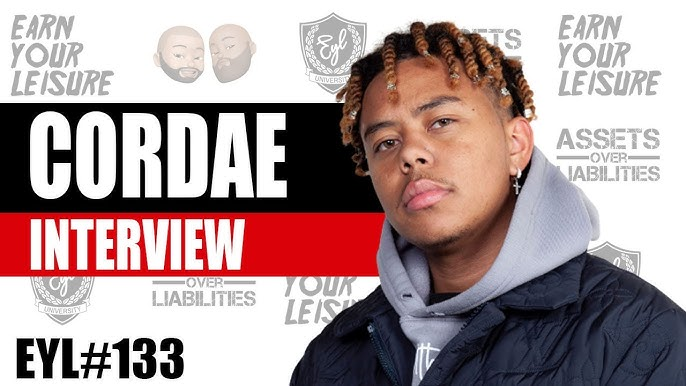 Cordae – Earn Your Leisure Interview (Video)