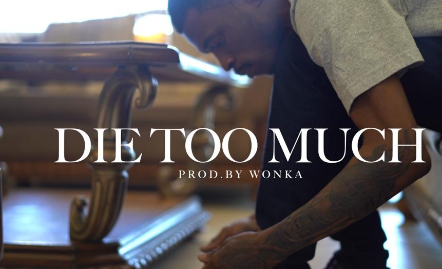 """Covaboy – """"Die Too Much"""" (Prod. iLL Wonka) (Video)"""