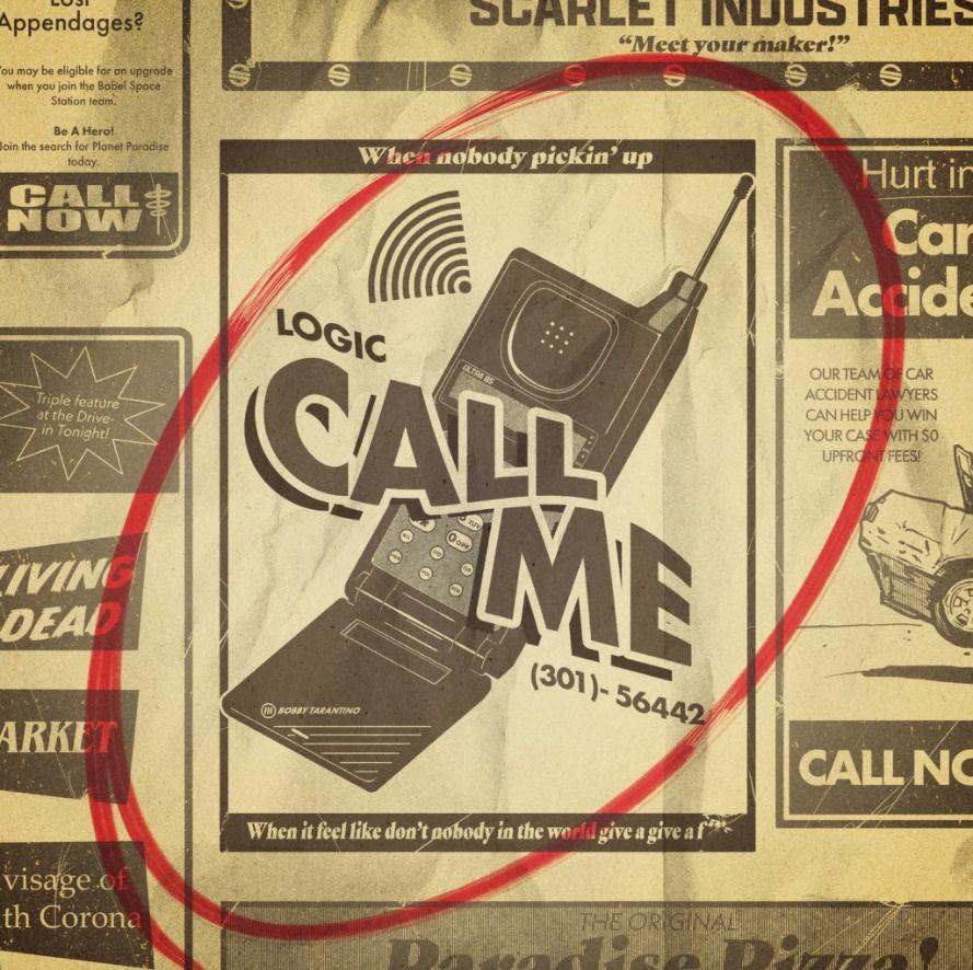 """Logic – """"Call Me"""""""