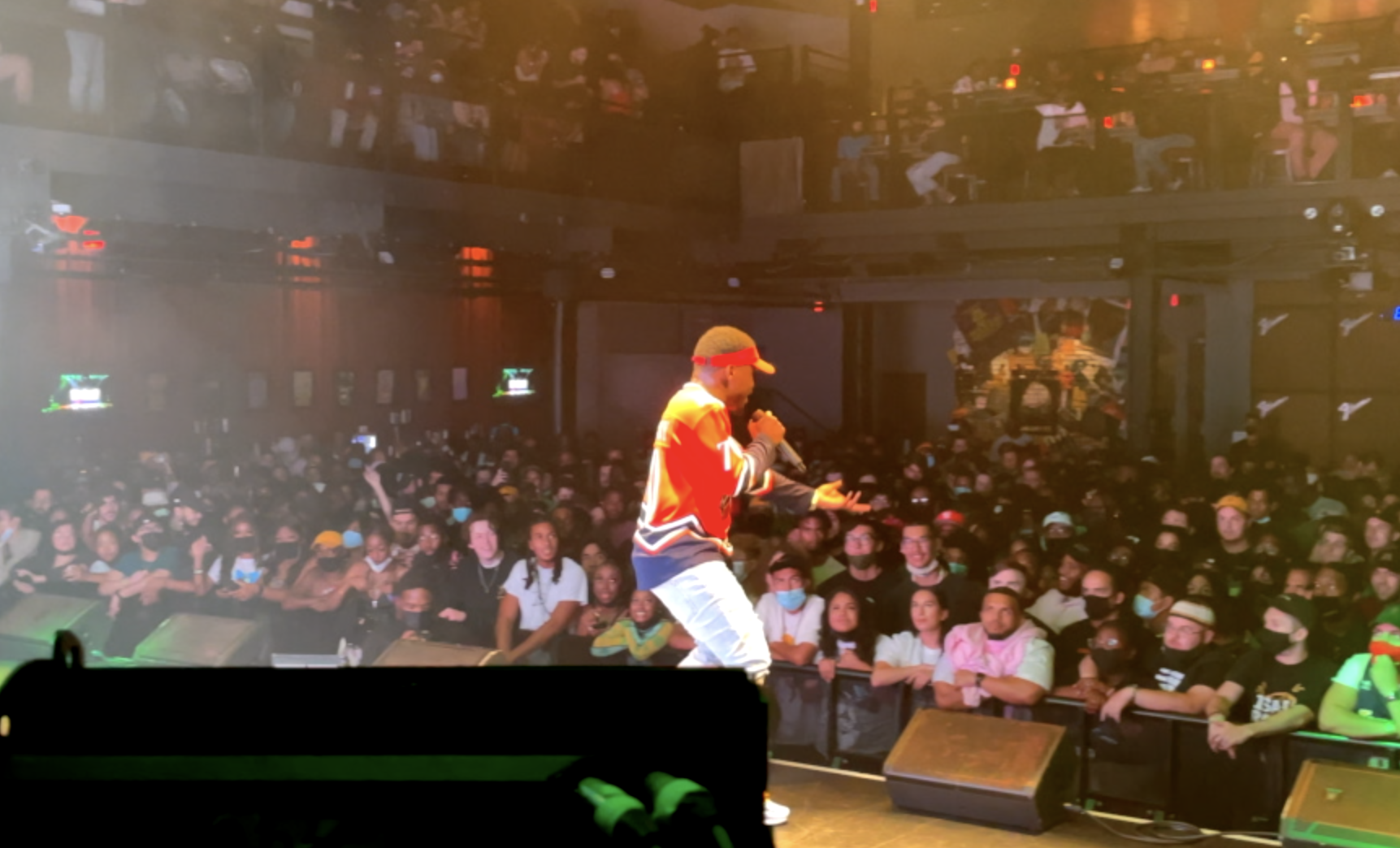 Ray Vaughn Performs At The Fillmore In Silver Spring, MD (Video)