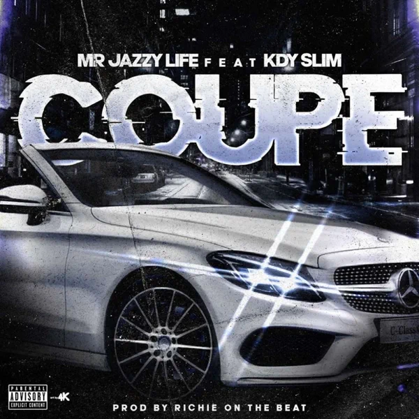"""Mr Jazzy Life Feat. Kdy Slim – """"Coupe"""""""