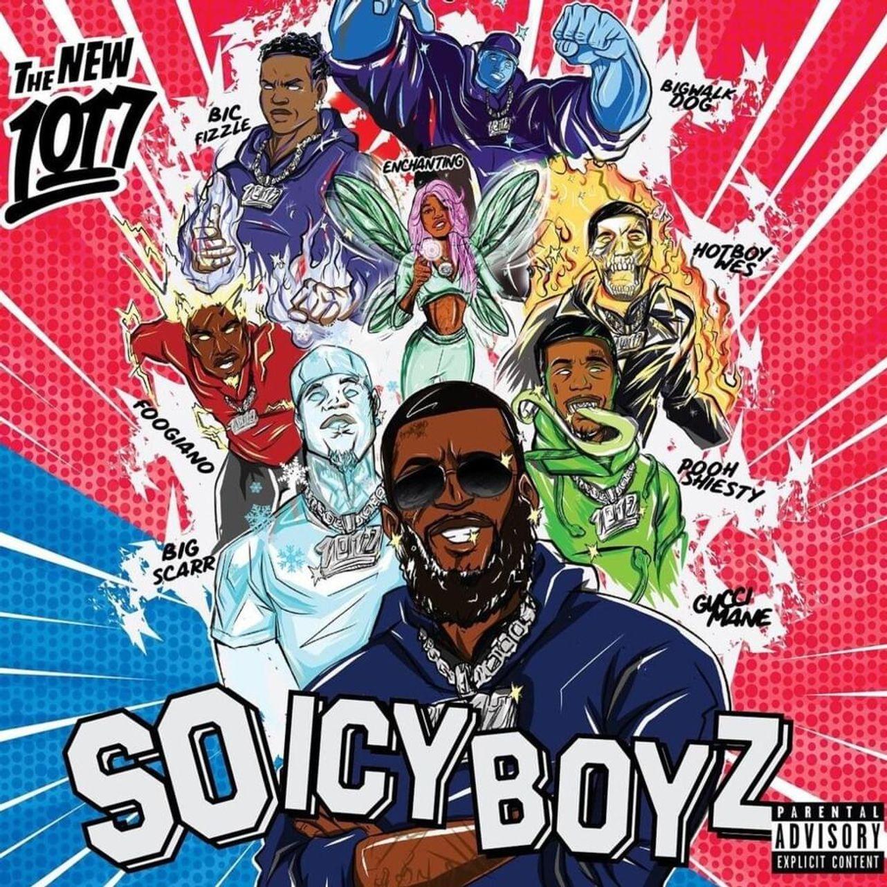 Gucci Mane – 'So Icy Boyz' (Stream)